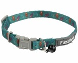 FUZZYARD PEACAT CAT COLLAR
