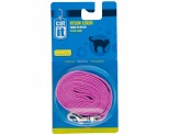 CATIT CAT LEAD NYLON PINK