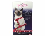 TROUBLE AND TRIX HARNESS SET PARK AVE CIRC RED