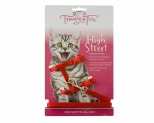 TROUBLE AND TRIX HARNESS SET HIGH ST RED