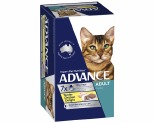 ADVANCE CAT TENDER CHICKEN DELIGHT 85G (7PK)