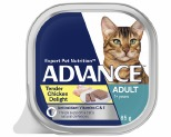 ADVANCE CAT 85G TENDER CHICKEN DELIGHT
