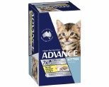 ADVANCE KITTEN TENDER CHICKEN DELIGHT (7PK) 85G