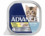 ADVANCE KITTEN 85G TENDER CHICKEN DELIGHT