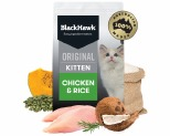 BLACK HAWK KITTEN CHICKEN 3KG
