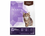 HOLISTIC SELECT GRAIN FREE DRY CAT FOOD CHICKEN KITTEN 5.21KG
