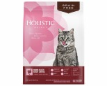 HOLISTIC SELECT GRAIN FREE DRY CAT FOOD WEIGHT CONTROL ADULT INDOOR HEALTH 5.22KG