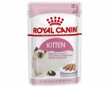 ROYAL CANIN FELINE INSTINCTIVE KITTEN FOOD IN GRAVY 85G
