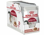 ROYAL CANIN INSTINCTIVE GRAVY ADULT CAT WET FOOD 85G 12 PACK