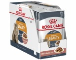 ROYAL CANIN INTENSE BEAUTY CARE GRAVY ADULT CAT WET FOOD 85G 12 PACK