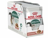 ROYAL CANIN INSTINCTIVE 7+ CAT FOOD IN GRAVY 12X85G