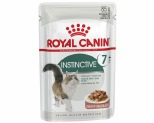 ROYAL CANIN INSTINCTIVE 7+ CAT FOOD IN GRAVY 85G