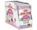 ROYAL CANIN KITTEN JELLY KITTEN WET FOOD 85G 12 PACK