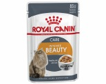 ROYAL CANIN FELINE INTENSE BEAUTY CARE CAT FOOD IN JELLY 85G