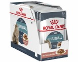 ROYAL CANIN FELINE HAIRBALL CARE  POUCH GRAVY 85G X 12