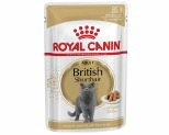 ROYAL CANIN FELINE BRITISH SHORTHAIR POUCH 85G