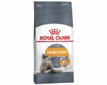 ROYAL CANIN HAIR AND SKIN ADULT CAT DRY FOOD 2KG