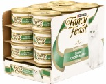 FANCY FEAST GRILLED LIVER CHICKEN FILLETS 85G (X24)