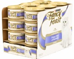 FANCY FEAST GRILLED PRIME SALMON FILLETS 85G (X24)