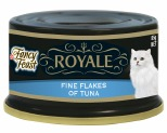FANCY FEAST ROYALE FINE FLAKES TUNA 85G