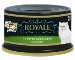FANCY FEAST ROYALE ROAST SUCCULENT CHICKEN 85G