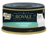 FANCY FEAST ROYALE TUNA AND WHITEMEAT SUPREME 85G