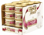 FANCY FEAST SLICED CHICKEN HEARTS AND LIVER 85G (X24)