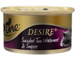 DINE DESIRE 85G TUNA WHITEMEAT & SNAPPER