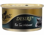 DINE DESIRE 85G PURE TUNA WHITEMEAT