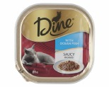 DINE 85G OCEAN FISH WITH SEAFOOD SAUCE
