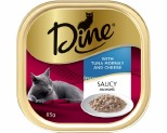 DINE 85G TUNA MORNAY WITH CHEESE
