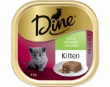 DINE 85G KITTEN TENDER CHICKEN