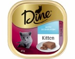 DINE 85G KITTEN STEAM OCEAN FISH