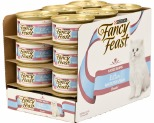 FANCY FEAST KITTEN OCEAN WHITE FISH FEAST 85G (X24)