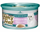 FANCY FEAST SENSATION FLORENTINE CHICKEN AND DELICATE SAUCE 85G