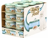 FANCY FEAST TUNA FLORENTINE WITH A DELICATE SAUCE 85G (X24)
