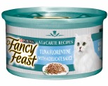 FANCY FEAST TUNA FLORENTINE WITH A DELICATE SAUCE 85G