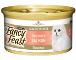 FANCY FEAST GOURMET SAVOURY SALMON 85G
