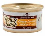 FANCY FEAST GRAVY LOVERS CHICKEN FEAST 85G