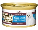 FANCY FEAST GRAVY LOVERS OCEAN PLATTER 85G