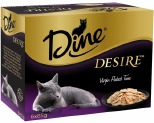 DINE DESIRE 85G MULTIPACK VIRGIN FLAKED TUNA (6)