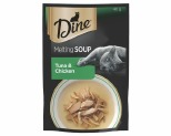 DINE 40G TUNA CHICKEN MELT SOUP