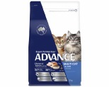 ADVANCE CAT ADULT MULTI  CHICKEN & SALMON 3KG
