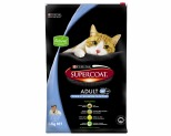 SUPERCOAT ADULT CAT TUNA 3.5KG