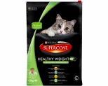 SUPERCOAT ADULT CAT HEALTHY WEIGHT 3.5KG