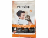 CHERISH COMPLETE CAT DRY FOOD 8KG