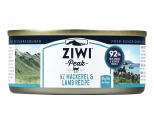 ZIWIPEAK CAT CAN MACKEREL & LAMB 85G