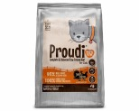 PROUDI TURKEY CHICKEN FOR CATS 1.2KG~