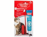 SERGEANT'S SENTRY PETRODEX DENTAL CARE KIT FOR CATS