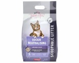 TROUBLE AND TRIX  ODOUR NEUTRALISING LAVENDER LITTER 7L